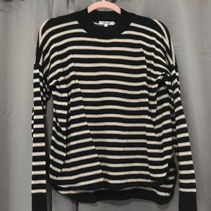 Madewell Striped Wool Sweater